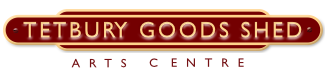 Tetbury Goods Shed Arts Logo